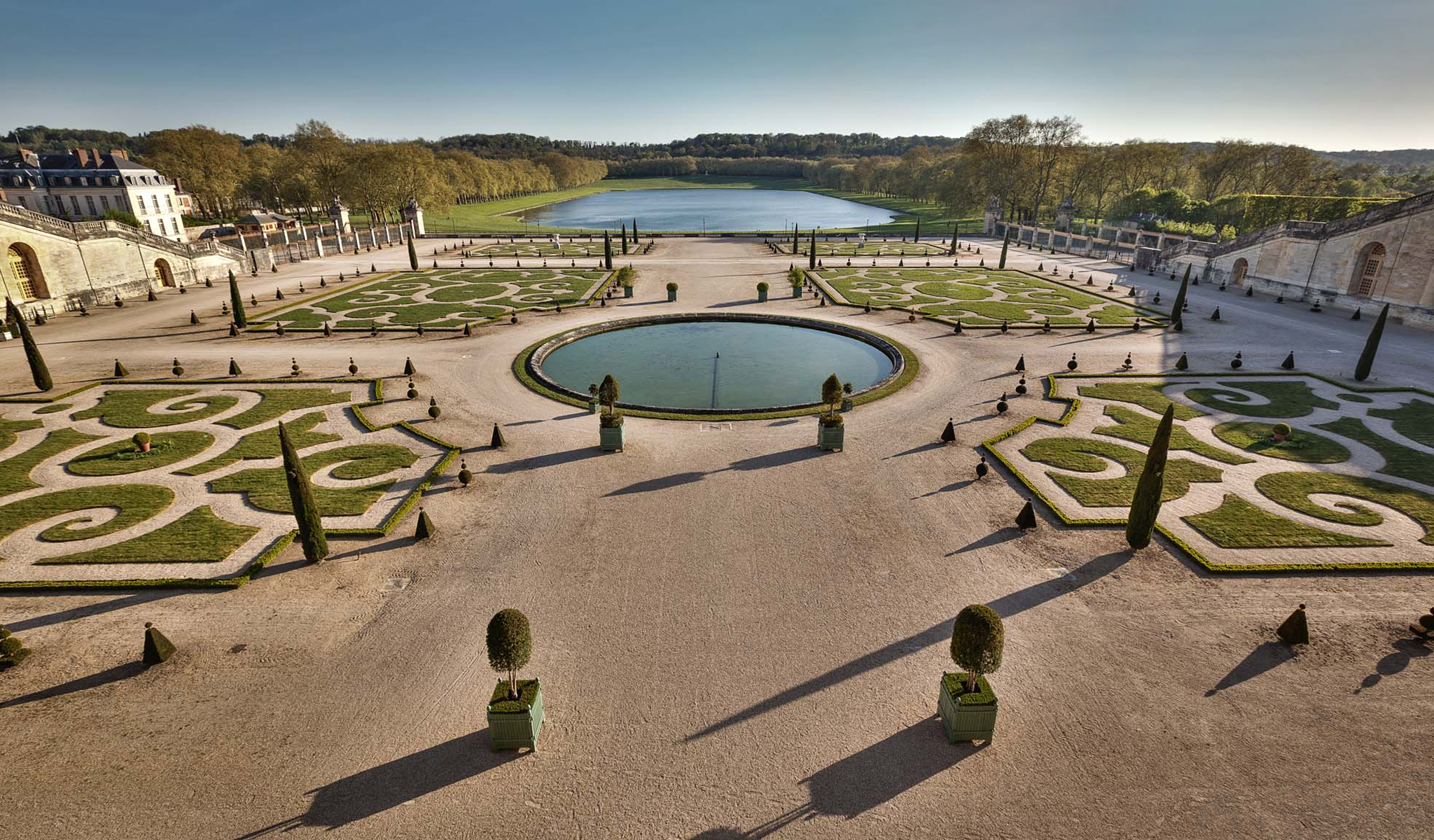 I Like To Waste My Time: Daily Wallpaper: Versailles