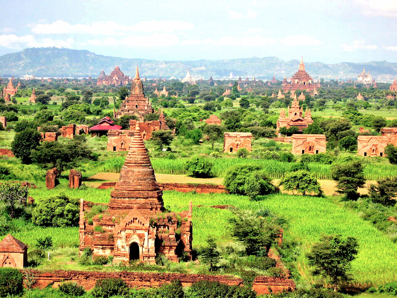 Captivating Ancient City of Bagan, Burma | I Like To Waste