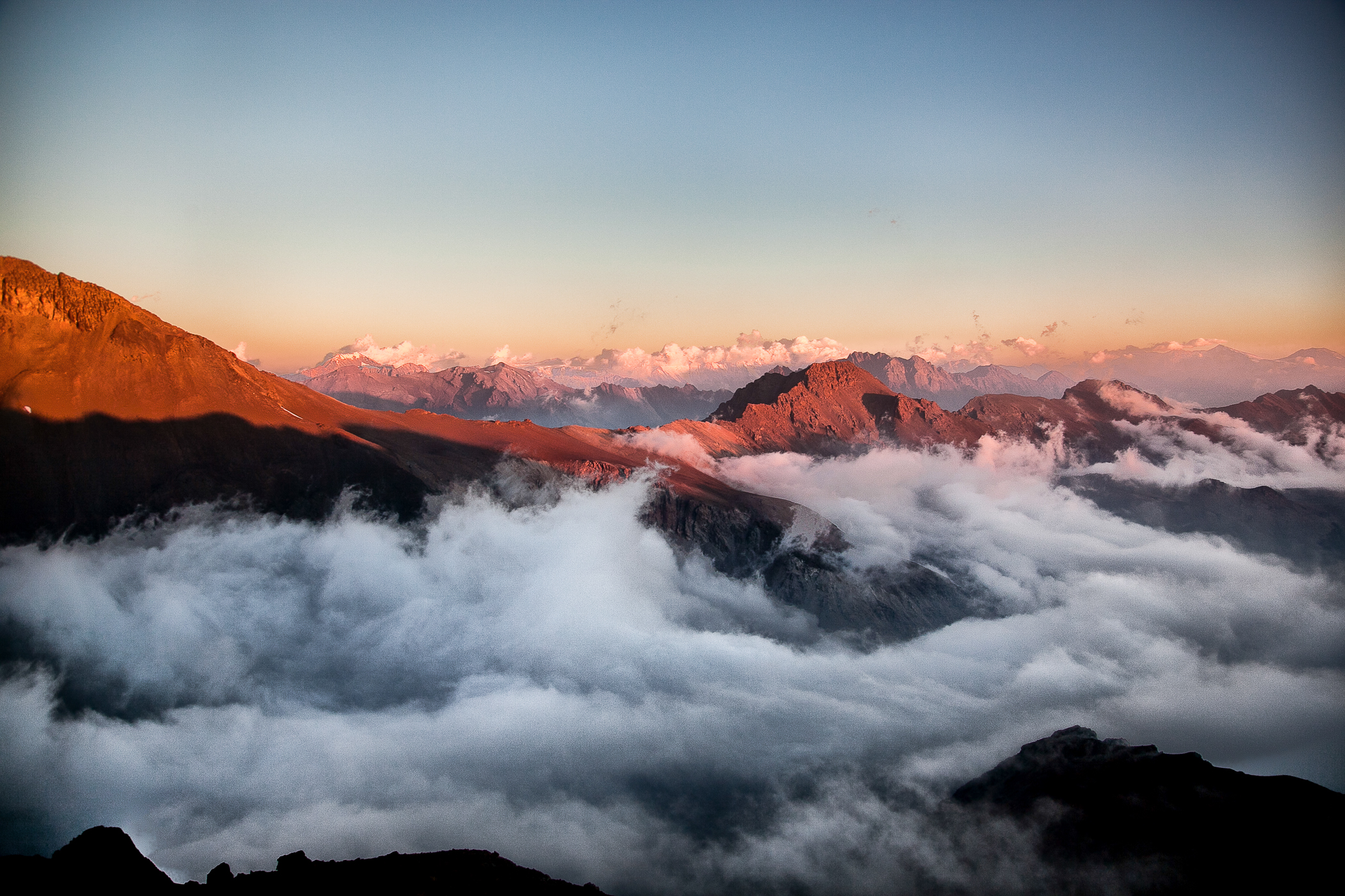 Daily Wallpaper: Andes, Chile   I Like To Waste My Time