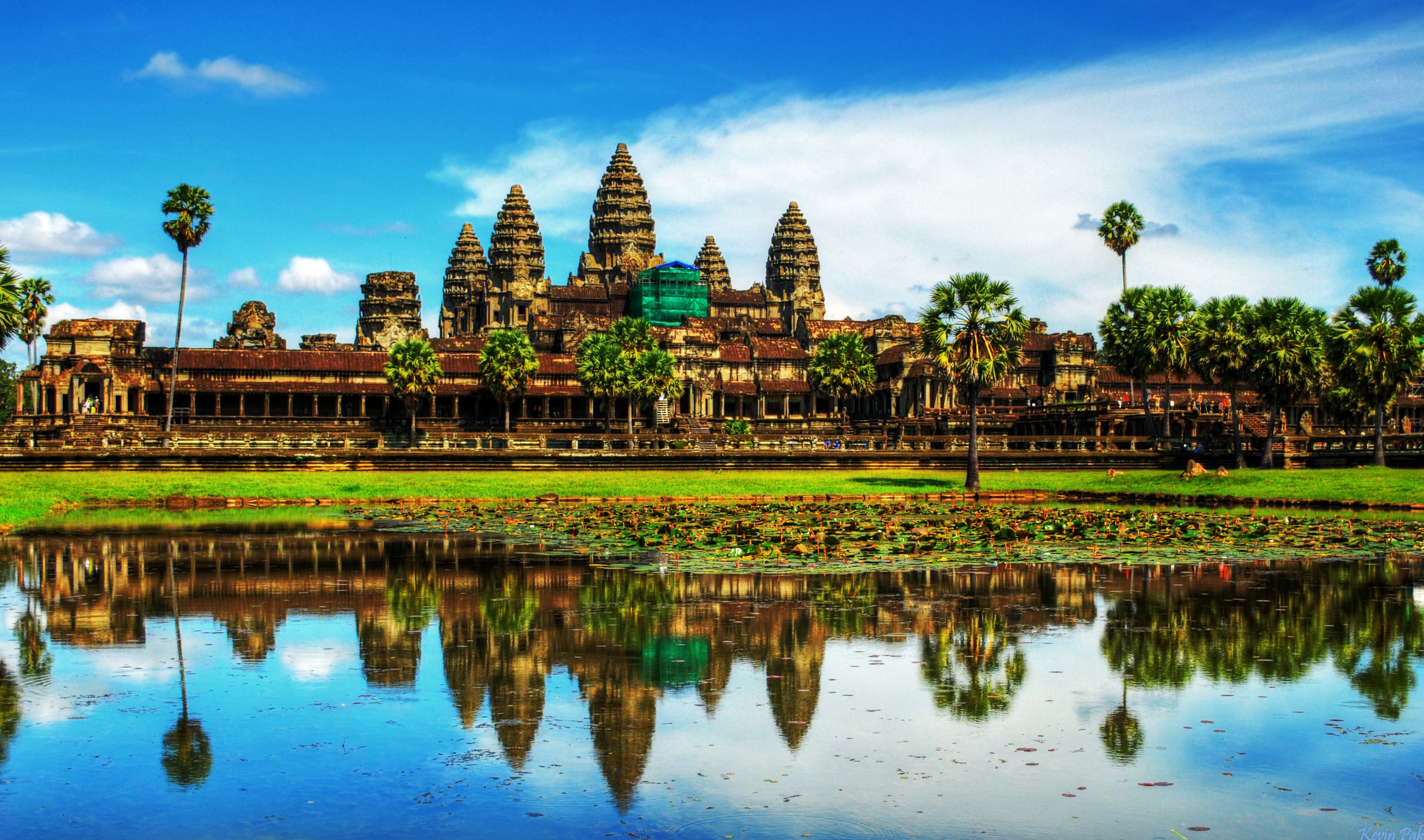 daily wallpaper angkor wat cambodia i like to waste my time