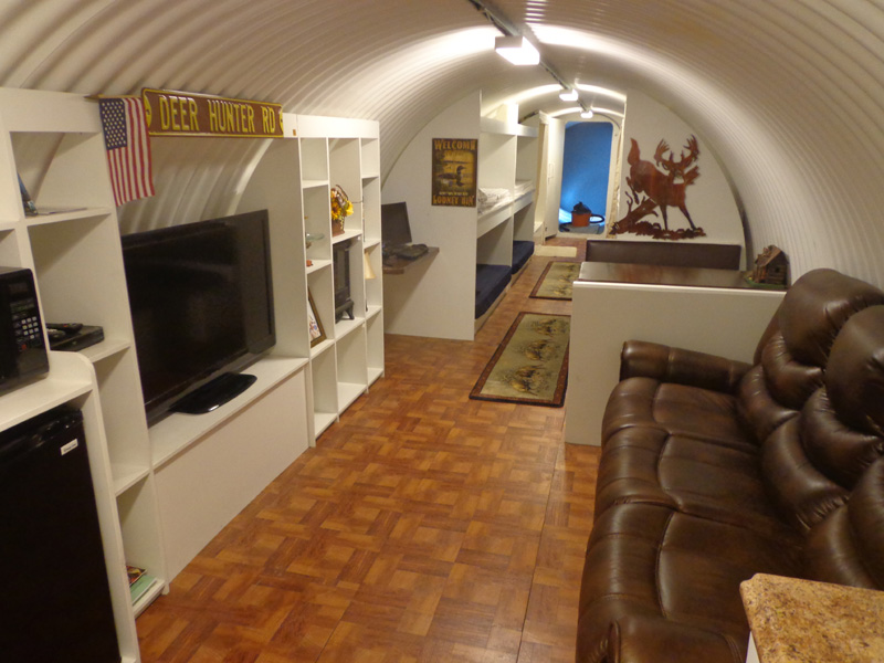 how to build an apocalyptic fallout shelter
