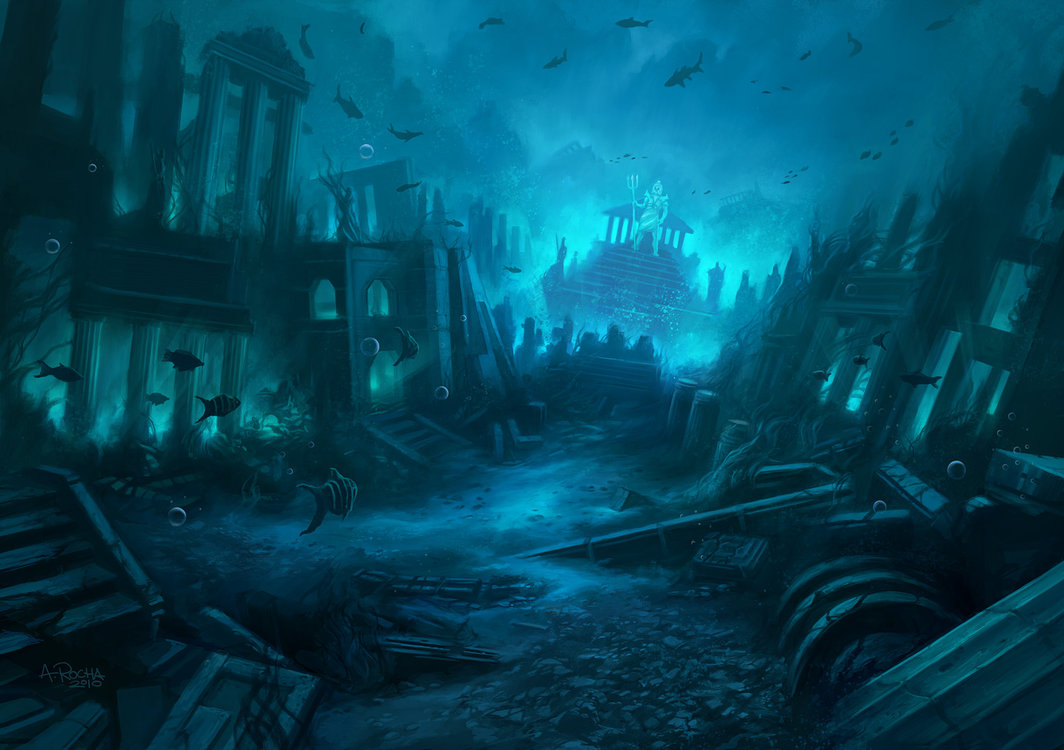 Another ancient legend  the great city of Atlantis  Home to advanced beings  much like us  it was a stable utopia with high powered technology and the  finest. http   www iliketowastemytime com sites default files