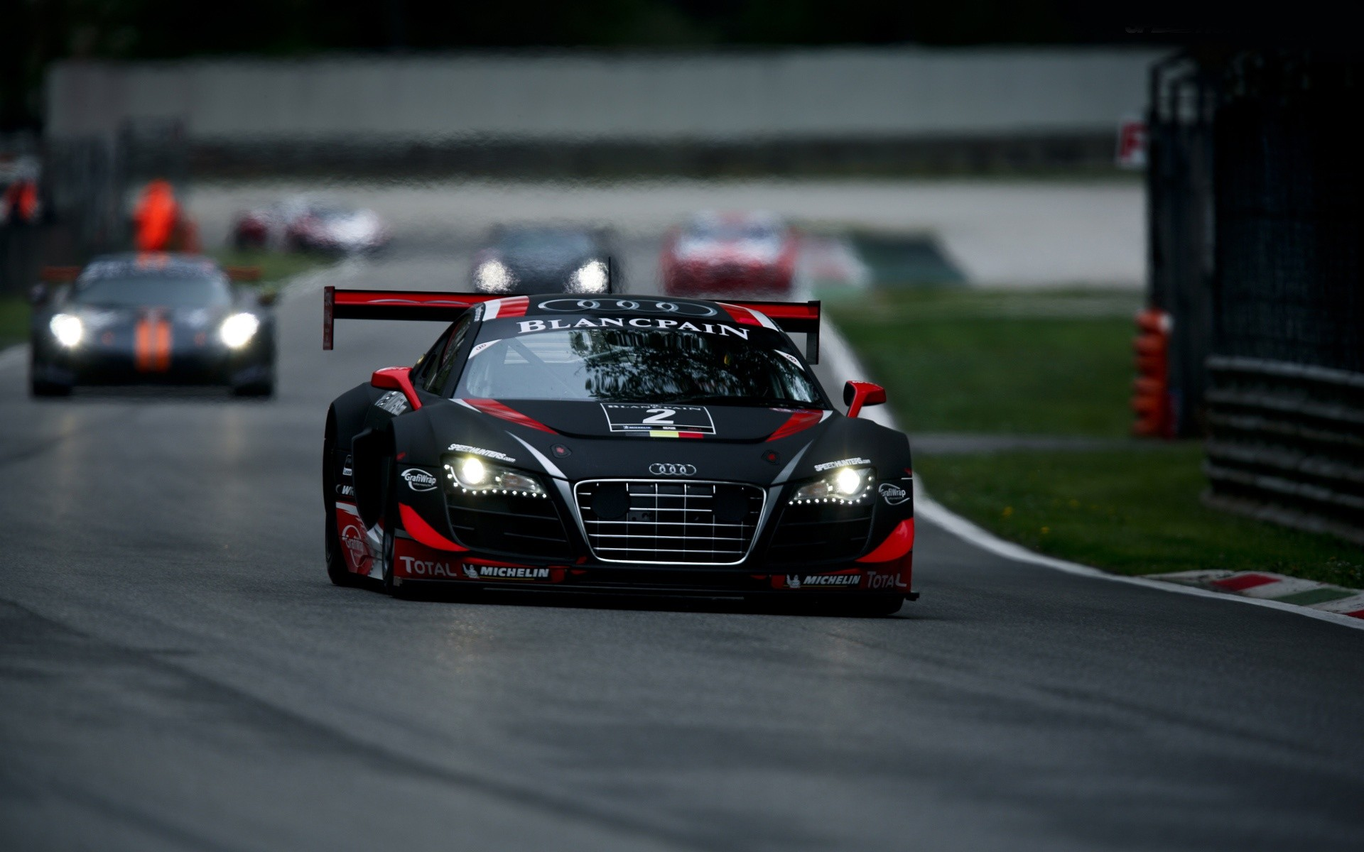 Daily Wallpaper Audi R8 LMS