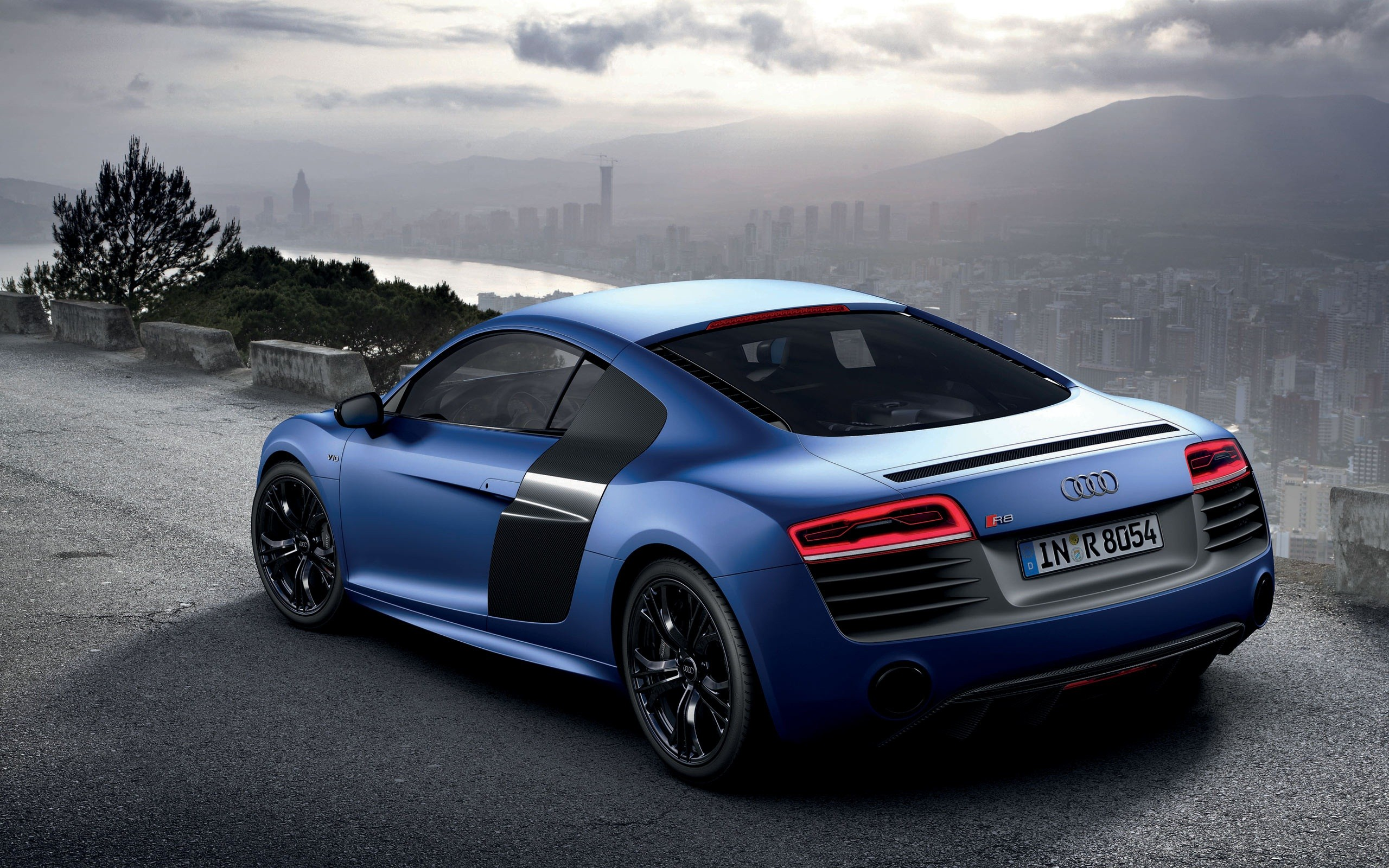 Daily Wallpaper Audi R8 V10