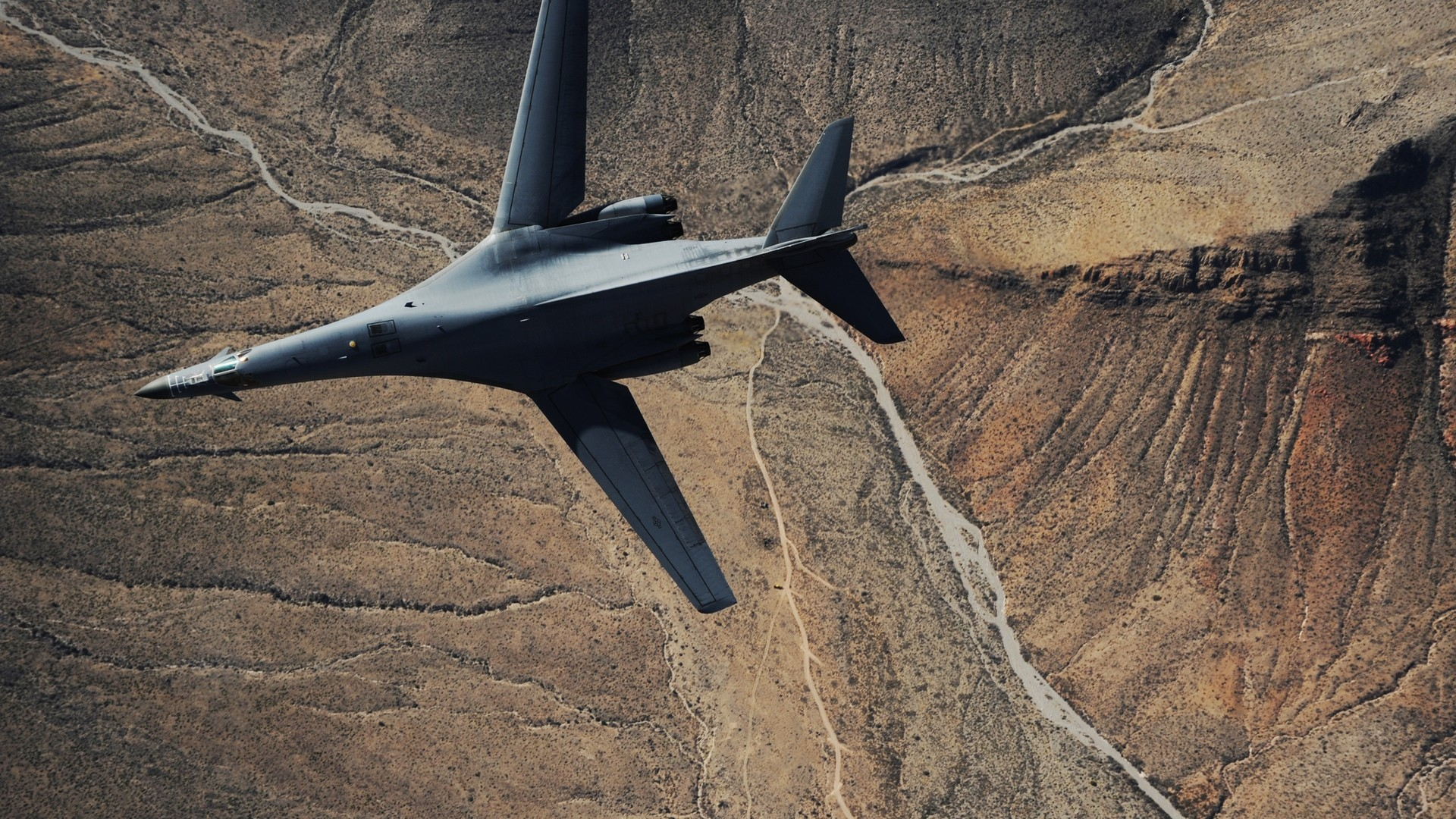 Daily Wallpaper ...B1 Lancer Supersonic