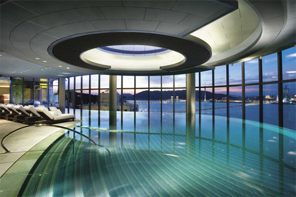 crown towers hotel taipa island macau - Amazing Swimming Pool Designs