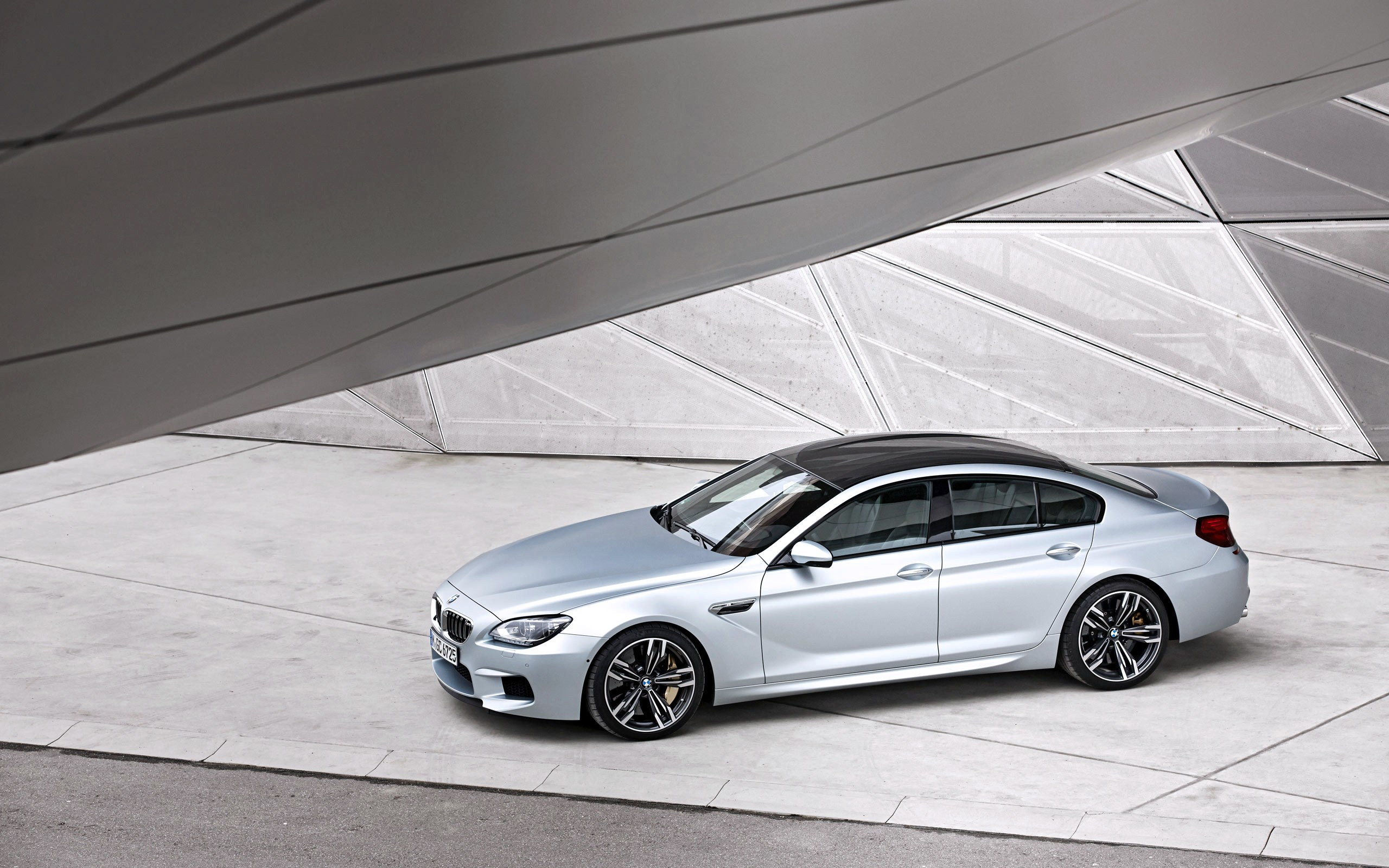 Daily Wallpaper: BMW M6 Gran Coupe | I Like To Waste My Time
