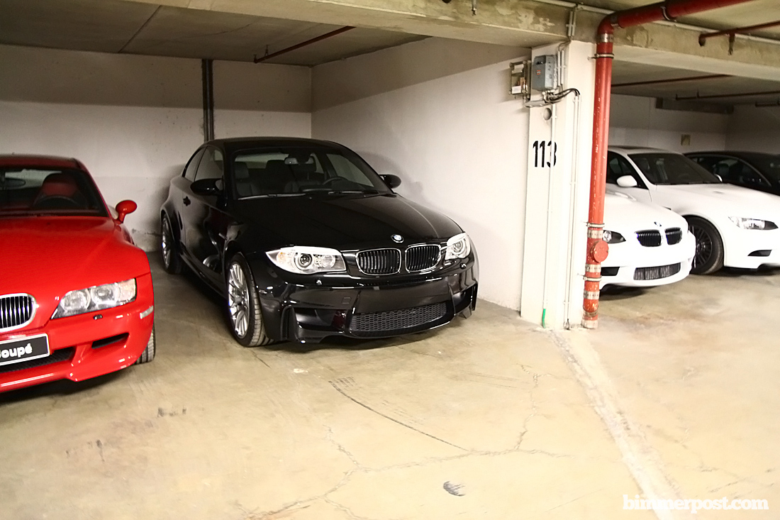 A secret well kept bmw garage i like to waste my time for Garage bmw en france