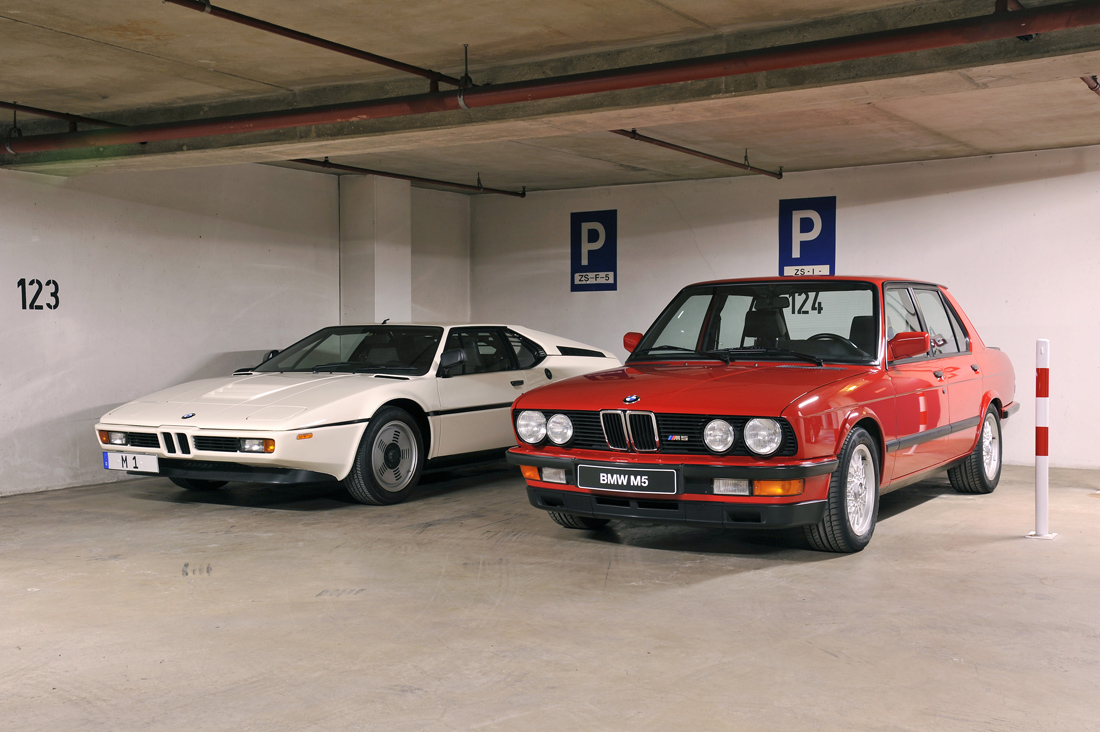 a secret well kept bmw garage i like to waste my time