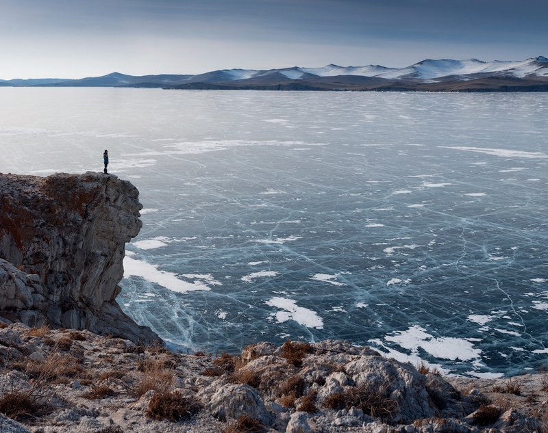 Breathtaking Photos Of Frozen Lake Baikal In Siberia Russia 23 Pics I Like To Waste My Time