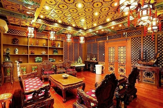 Chinese Pharmaceutical Factory Builds Their Own Palace I