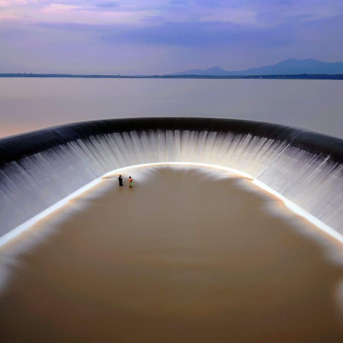 Ranong Thailand  city photos : dam in Rayong, Thailand. In the rainy season, the Dam is used to ...