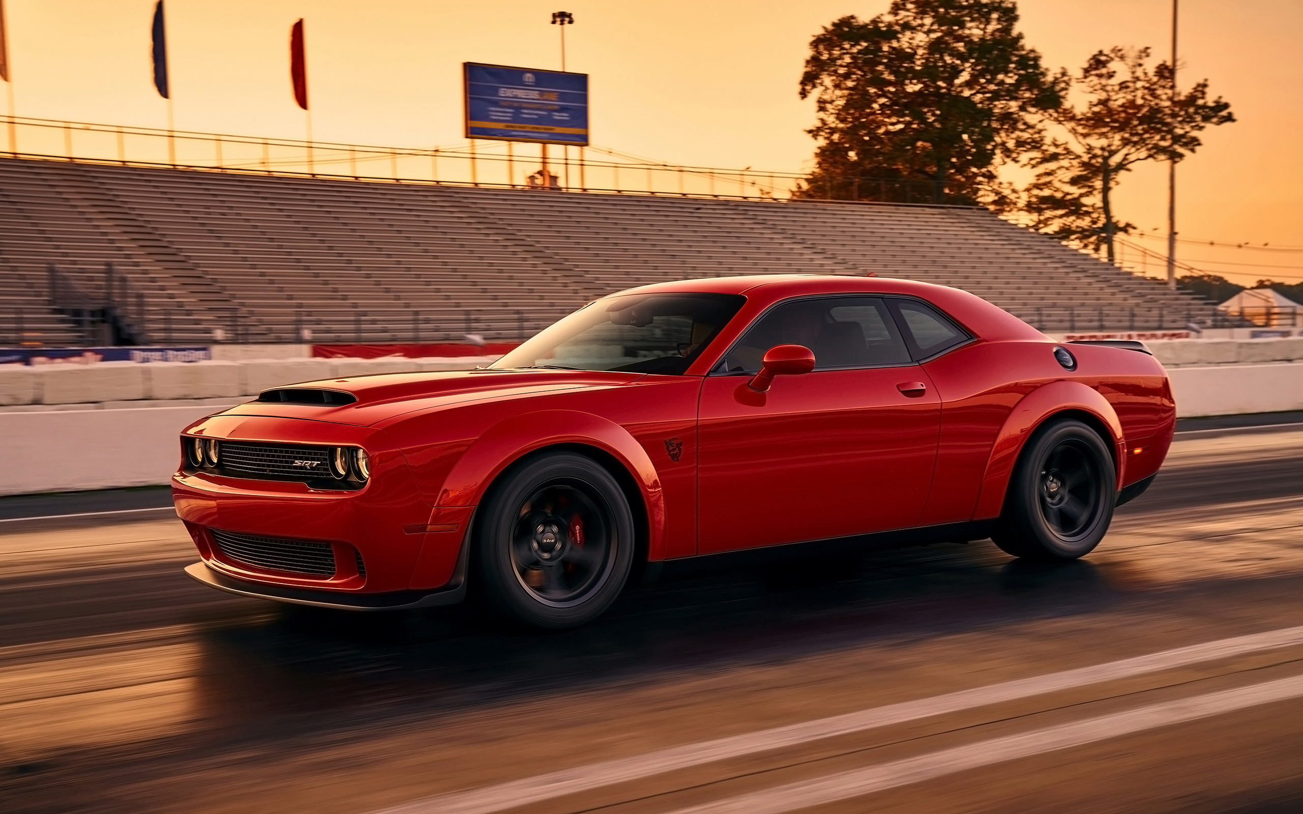 Daily Wallpaper Fastest Car In The World Demon I Like