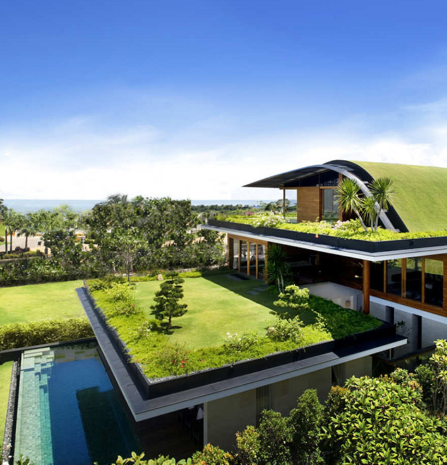 Eco-Friendly Homes Are In Style