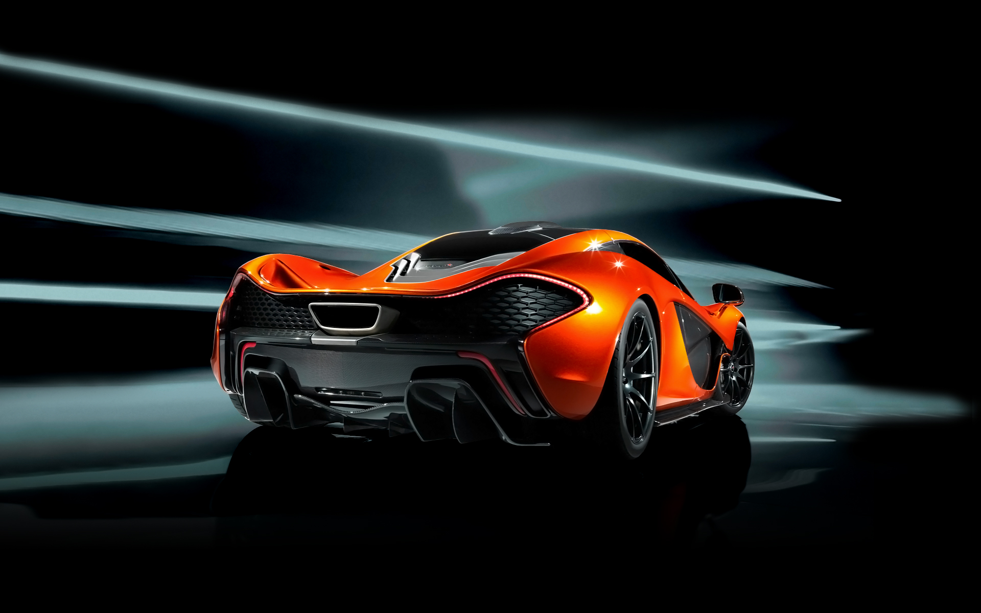 daily wallpaper: exclusive: the all new mclaren p1 | i like to waste