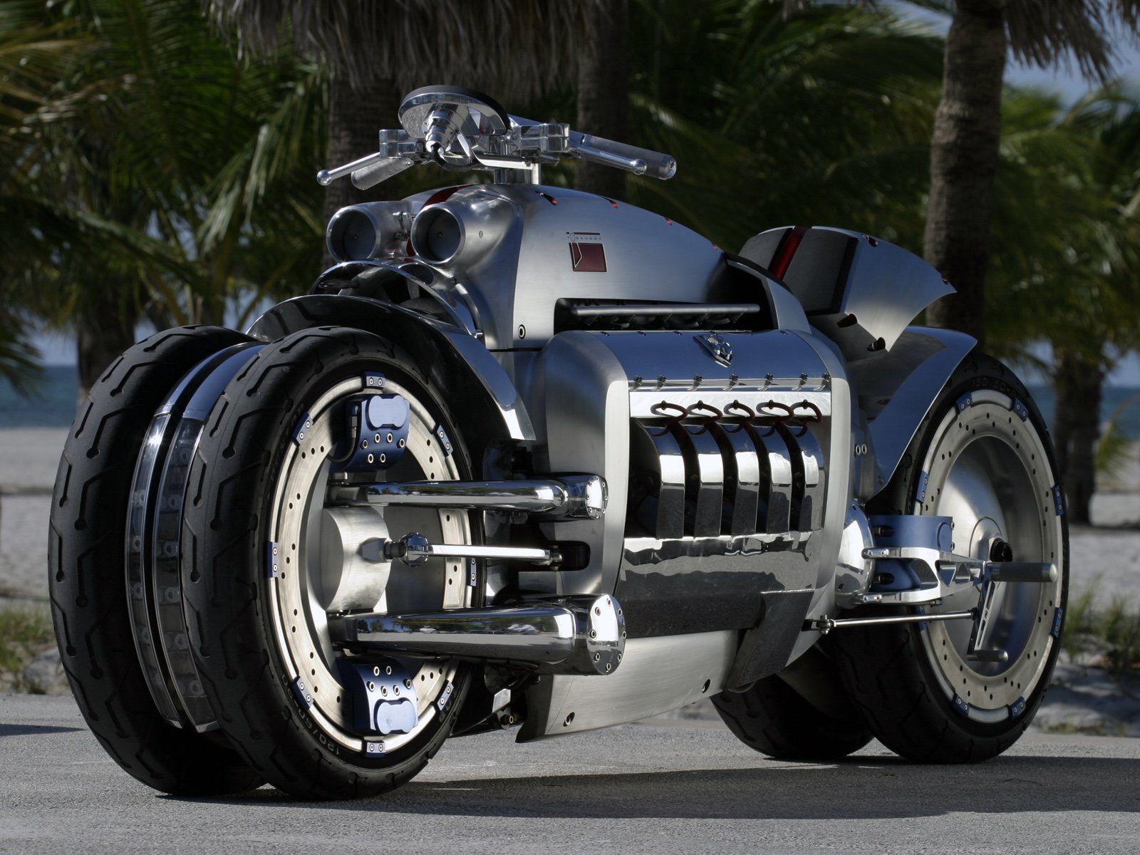 World S Fastest Motorcycle Prototype Dodge Tomahawk I