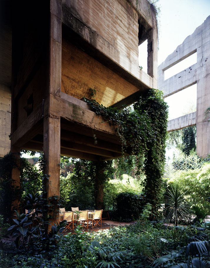 Abandoned Cement Factory Converted Into A Luxury Home