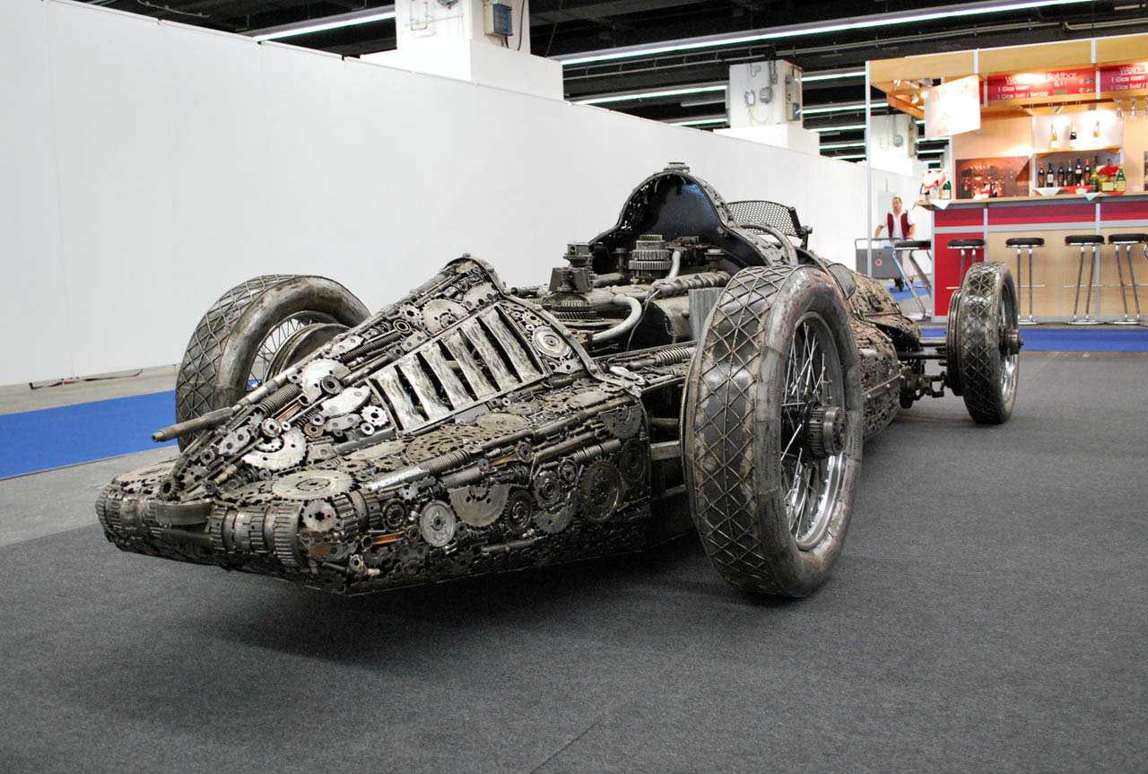 Cheap Tire Places >> Memorable Supercars Built Out of Scrap Metal | I Like To Waste My Time
