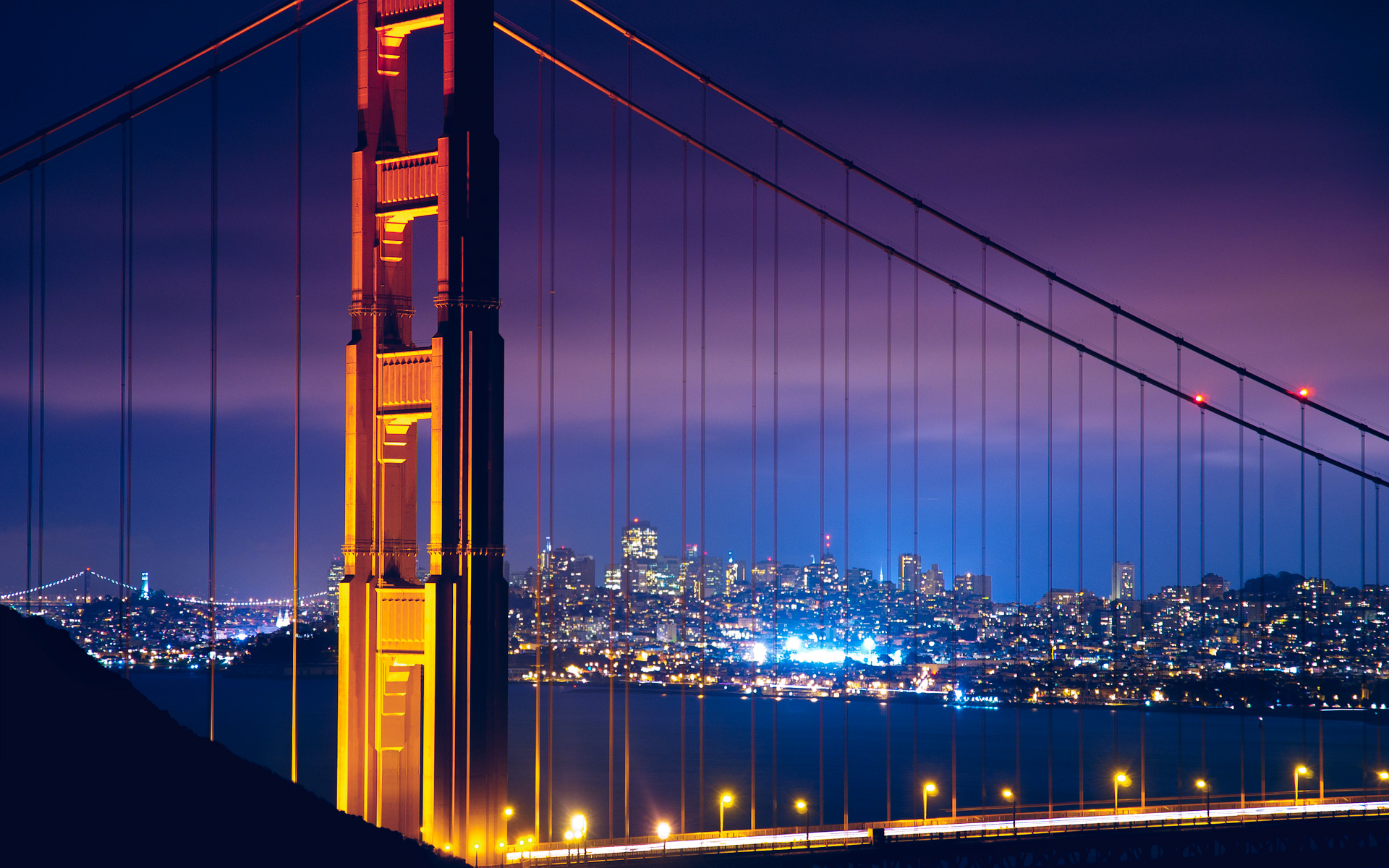 Daily Wallpaper Golden Gate Bridge San Francisco Exclusive I Like To Waste My Time