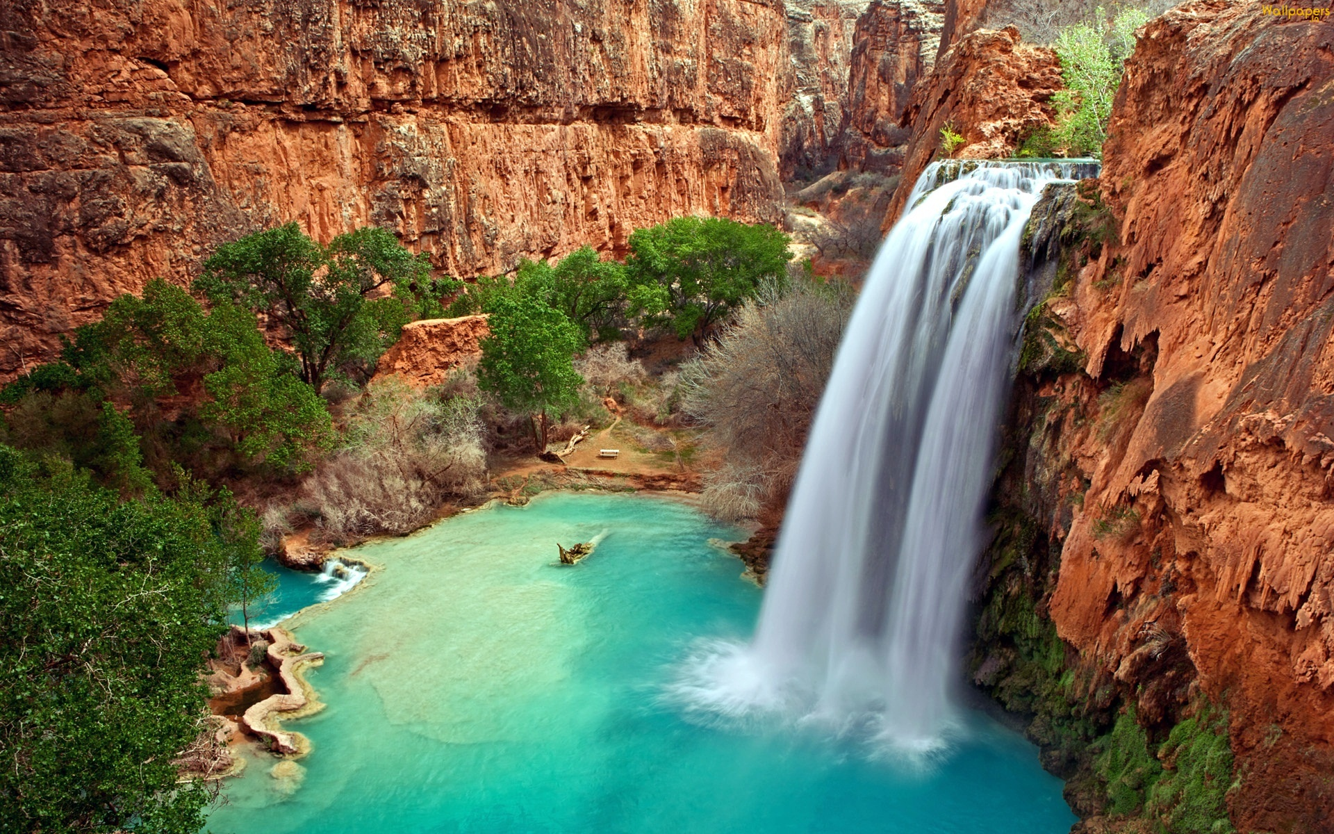 Havasu falls arizona normal2 0