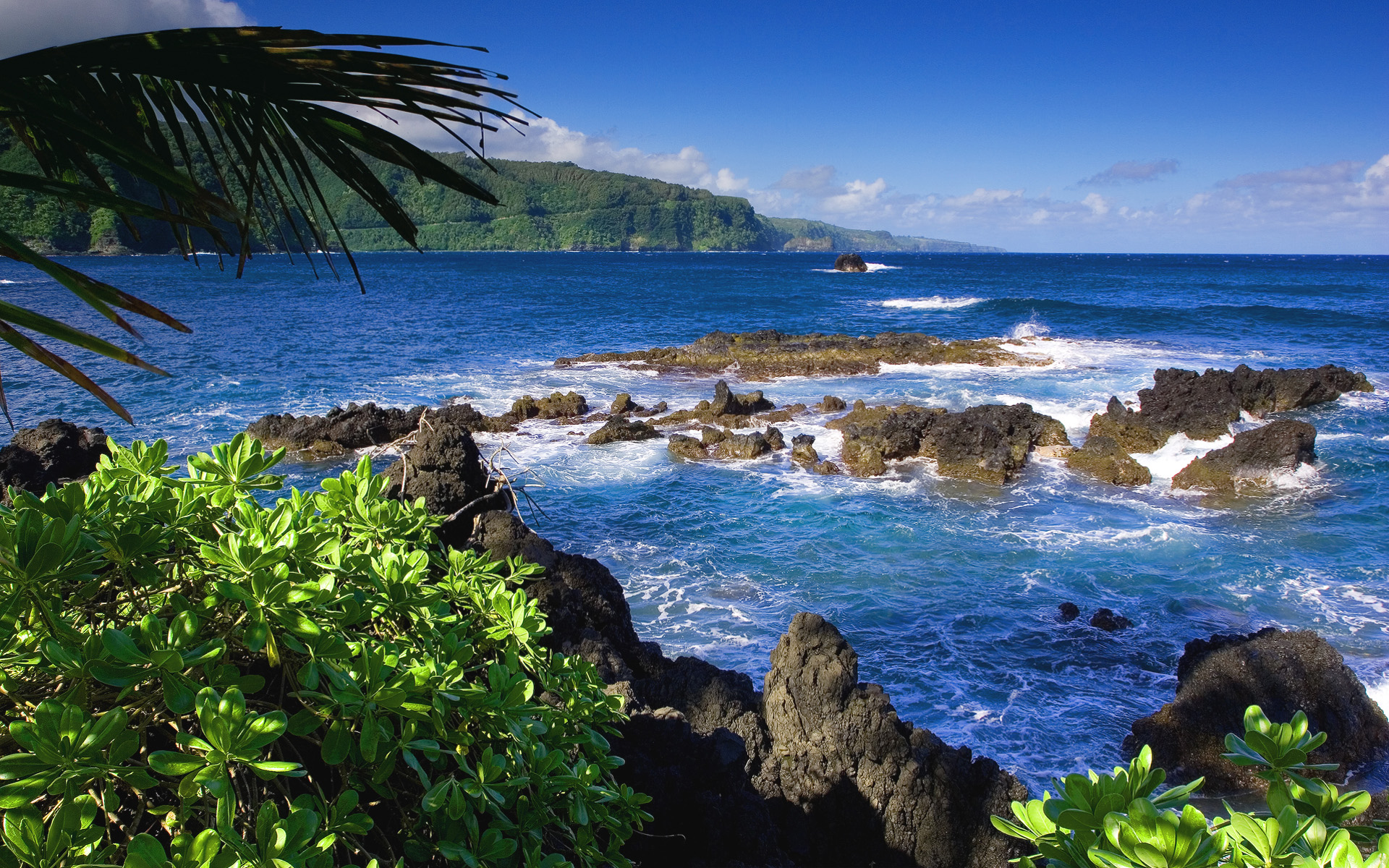 daily wallpaper: beautiful scenery of hawaii | i like to waste my time