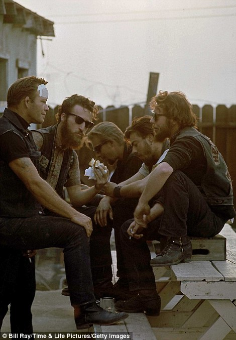 Along for the Ride: Infiltrating Hells Angels in 1965 [Photos] | I