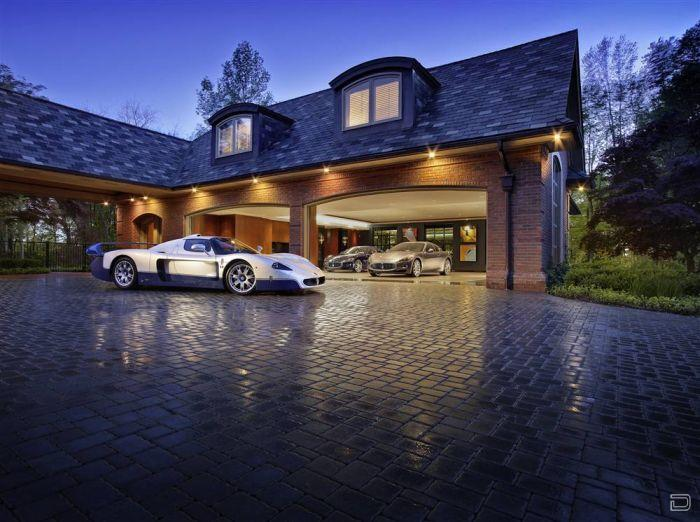 High end cars need luxury garages i like to waste my time for Garage gdn auto