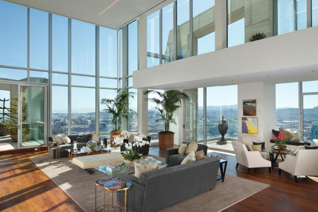 Most Expensive Penthouses In The World San Francisco I