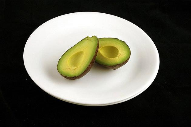 Different Foods 200 Calories Avocado