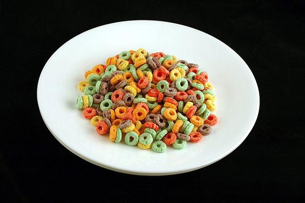 Different Foods 200 Calories Cereal