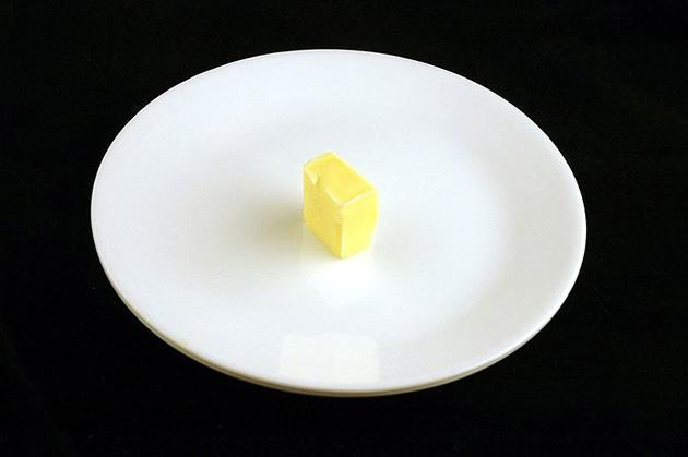 Different Foods 200 Calories Butter