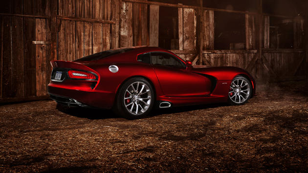 led tail lights viper