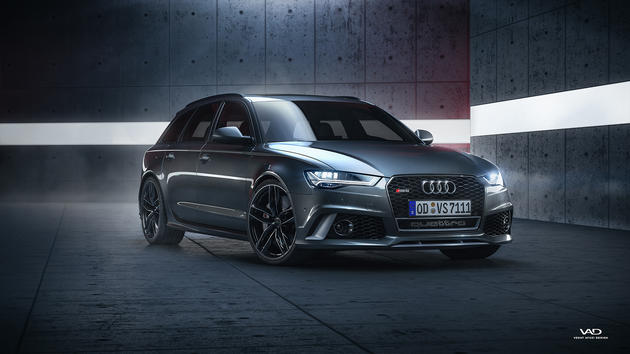 Audi RS6 performance HD wallpaper