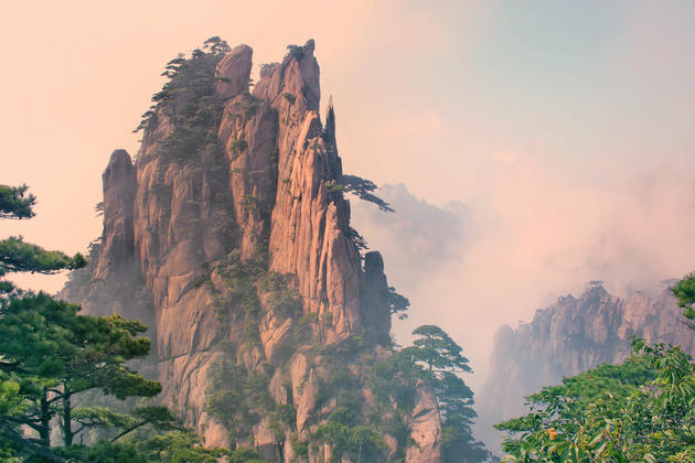 Avatar Hallelujah Mountain (HuangShan) Wallpaper