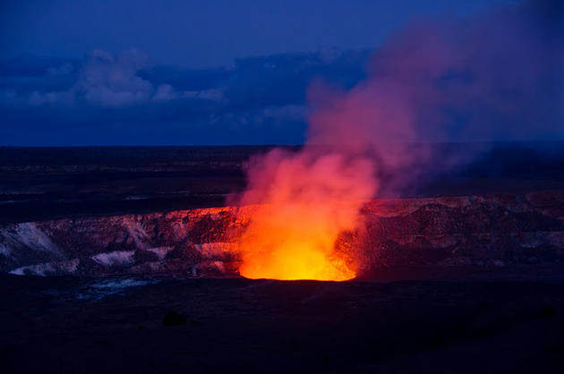 Kilauea: Volcanoes National Park