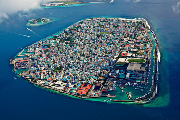 Male Capital of the Maldives