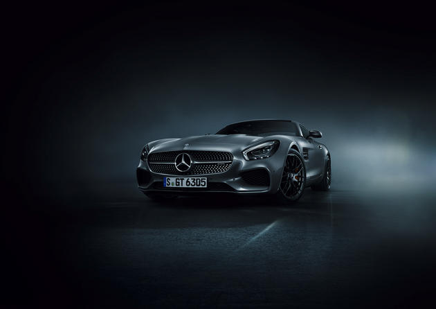 Mercedes AMG GT by Philipp Bauss