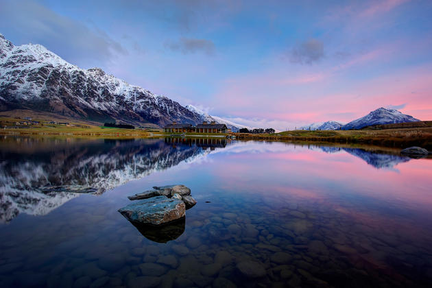 Queenstown New Zealand HD Wallpaper