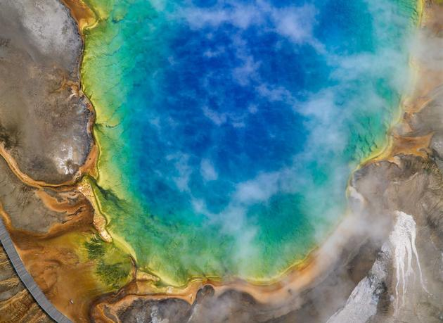 Aerial Photography by Jason Hawkes