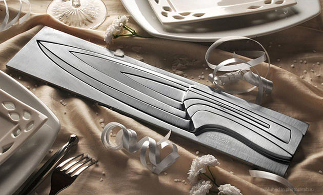balling knife set
