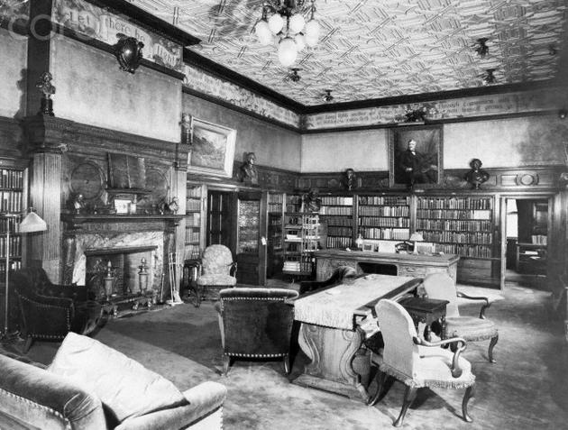 Andrew Carnegie Private Study Room
