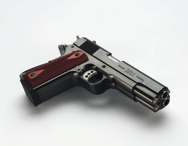 next bond villain pistol