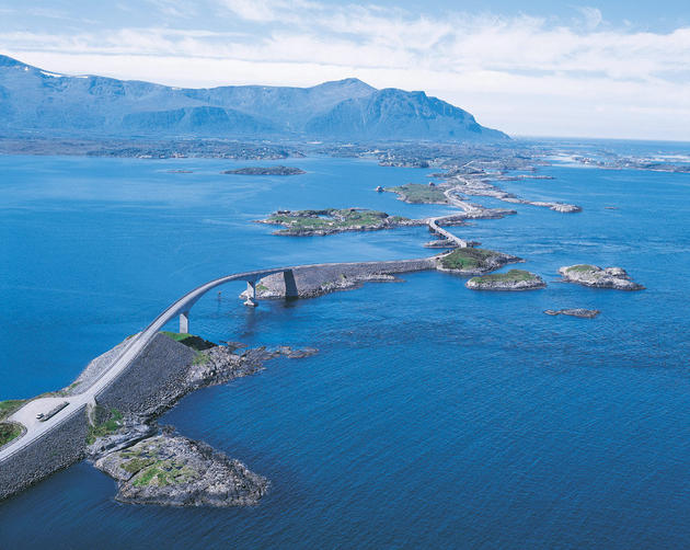 Atlantic-Norway Ocean Highway