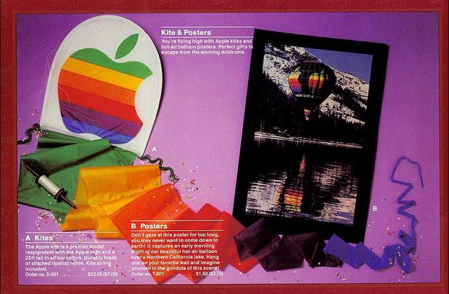 1983 Apple Gift Catalog Page 9