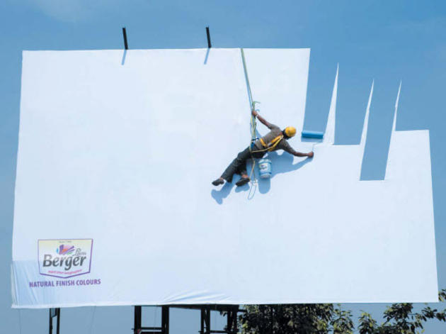 Eco Friendly Paint Ad