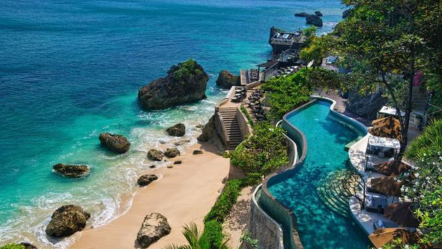 Ayana Resort & Spa, Bali, Indonesia