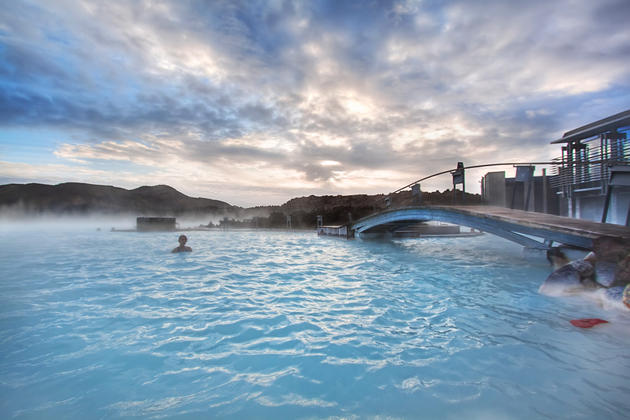 blue lagoon geothermal