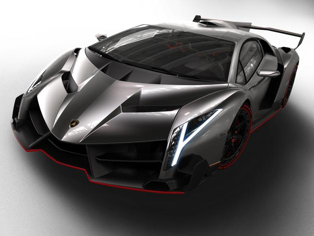 Lamborghini Veneno New Model 2013