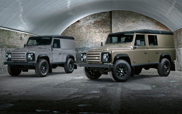 Land Rover Defender LXV Special forces