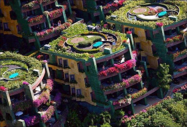 Botanical apartment, Phuket Thailand